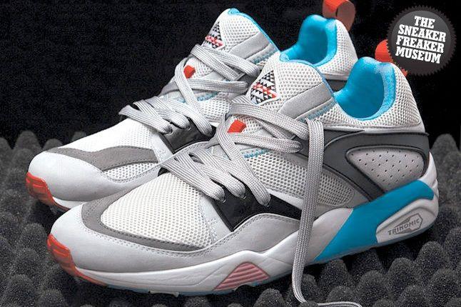 Blaze Of Glory Sneaker Freaker Collab X Puma 1