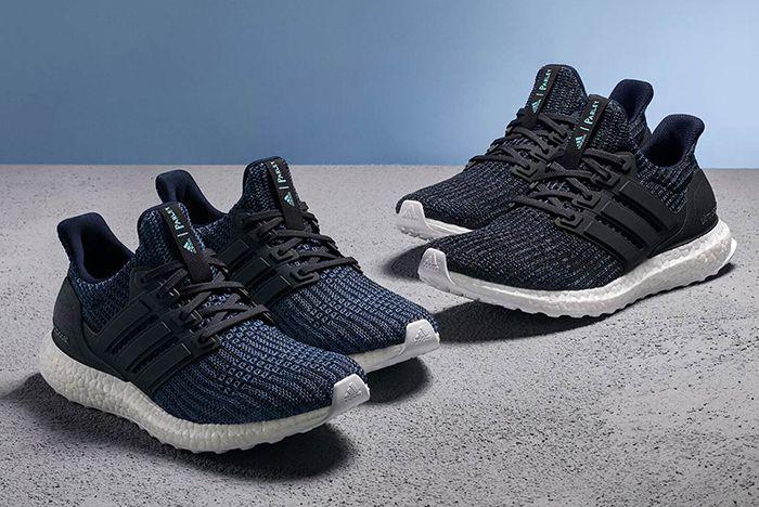 Parley Adidas Ultra Boost Ocean Blue Sneaker Freaker