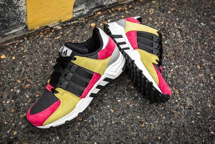 Adidas Eqt Support 93 Lush Pink 9