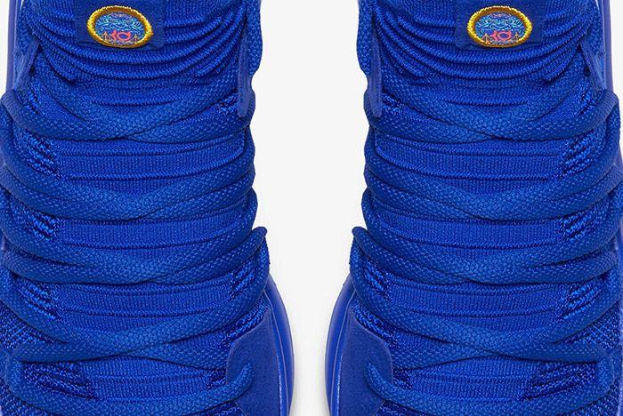 Nike Kd 10 Prosperity Blue 9