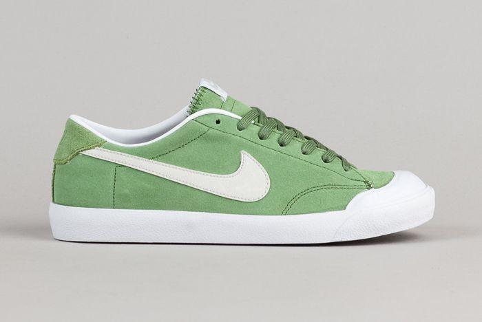 Nike Sb All Court Ck Treeline 2