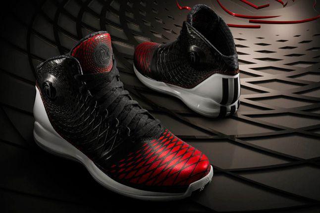 Adidas D Rose 3 5 Away 2013 1