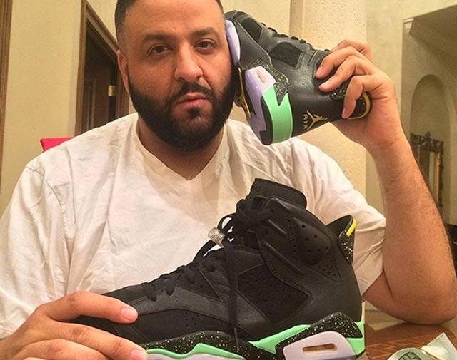 Sneaker Style Profile Dj Khaled 3