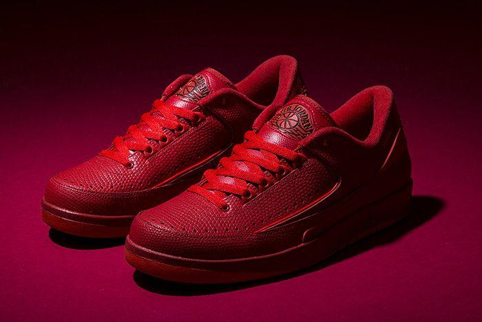 Air Jordan 2 Gym Red 4