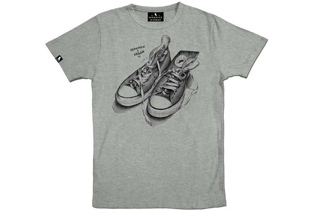 Sc Sneakers Layers Tee 1