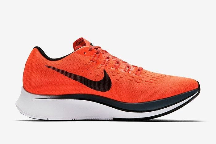 Nike Zoom Fly Bright Crimson 5