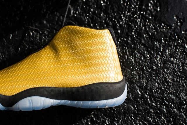 Air Jordan Future Gold Bump 5