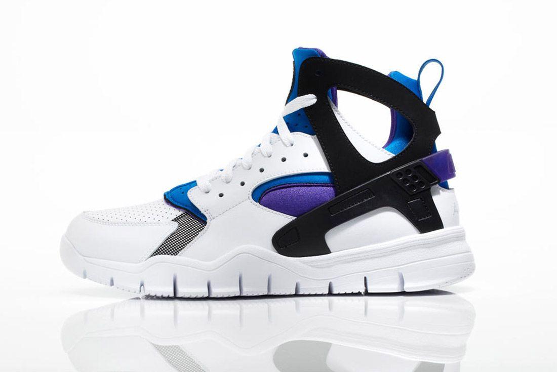 Material Matters Hybrids Nike Flight Huarache Free 2012