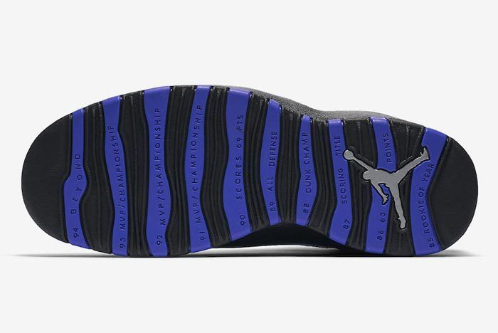 Air Jordan 10 Orlando Retro 6