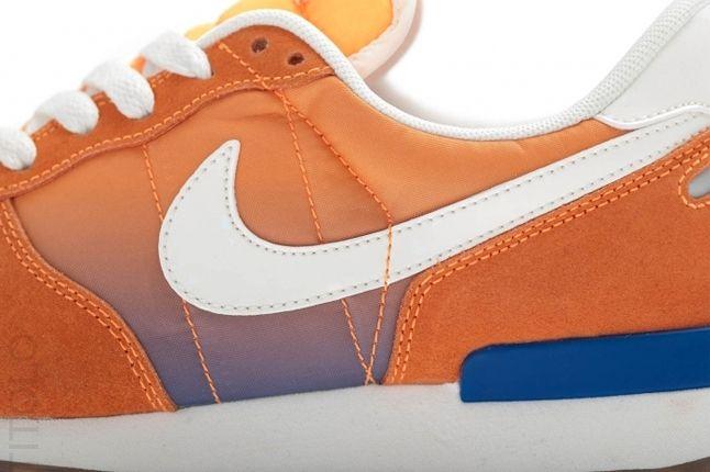 Nike Wmns Air Vortex Vntg Orange Midfoot Detail 1