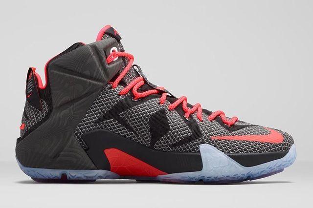 Nike Lebron 12 Court Vision 4
