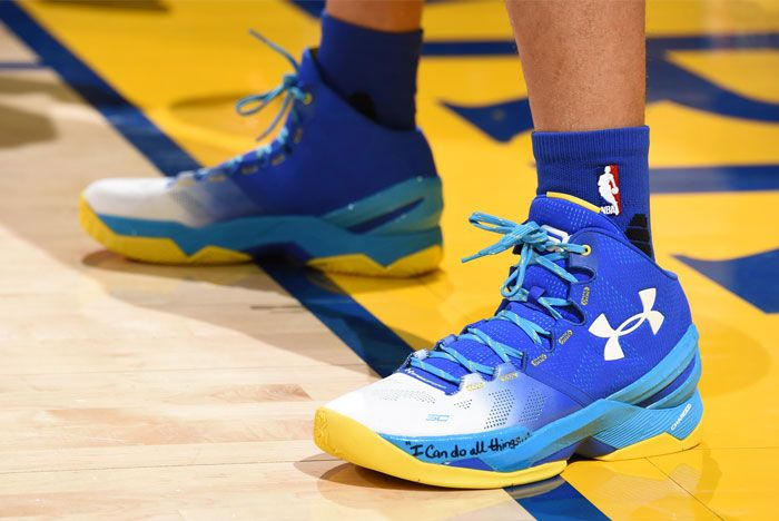 Ua Curry 2 Whiteblue