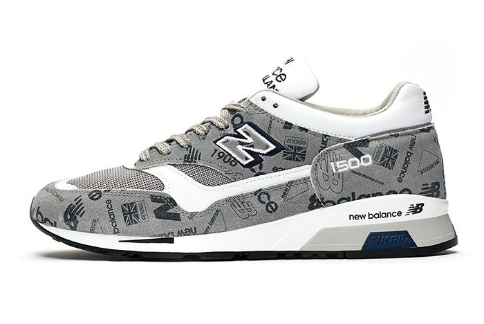 New Balance 1500 Made In England Logo Pack Side Shot 2