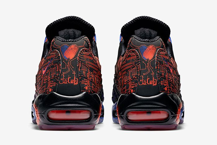 Nike Air Max 95 Doernbecher Freestyle Collection 20156