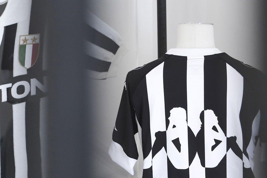 Kappa Juventus Retro Football