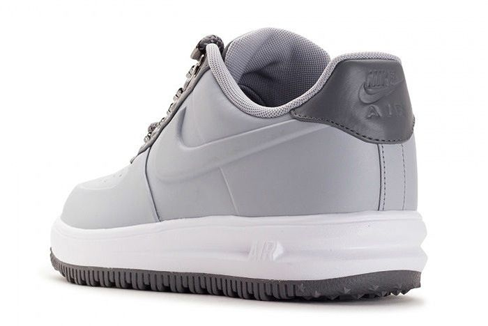 Nike Lunar Force 1 Low Duckboot Wolf Grey4
