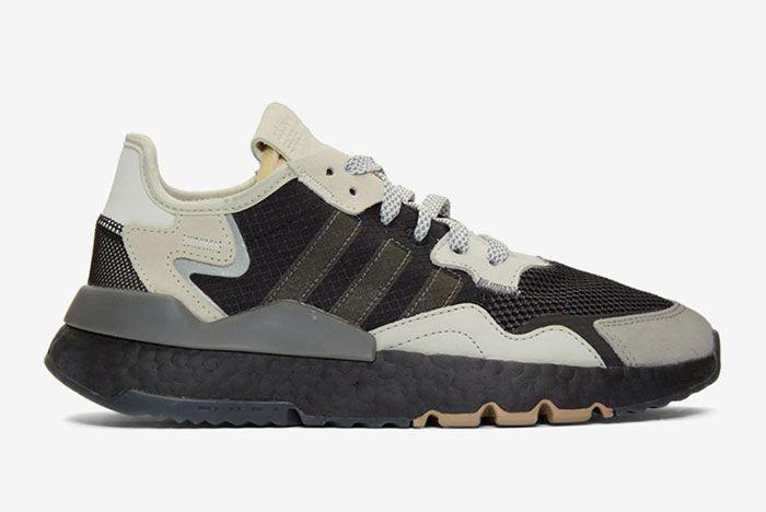 Adidas Nite Jogger Black Grey Release Info 1