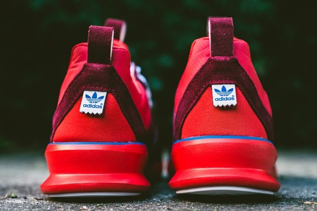 Adidas Sl Loop Runner Run Red 2