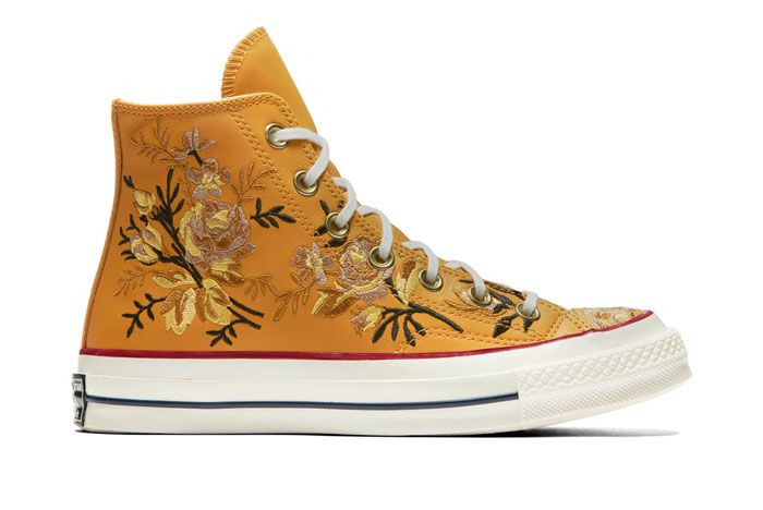 Chuck Taylor 70 Converse Flowers