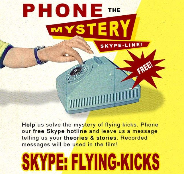 The Mystery Of Flying Kicks Interview 4