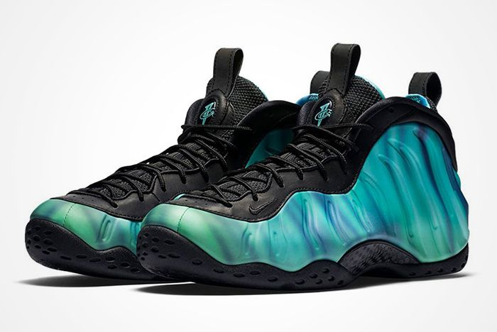 Nike Air Foamposite One Northern Lights15