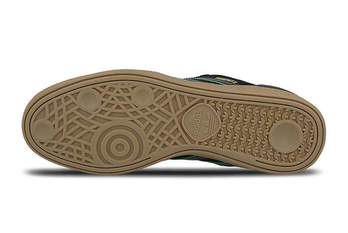 Adidas Busenitz Black Ice Green Gum 2