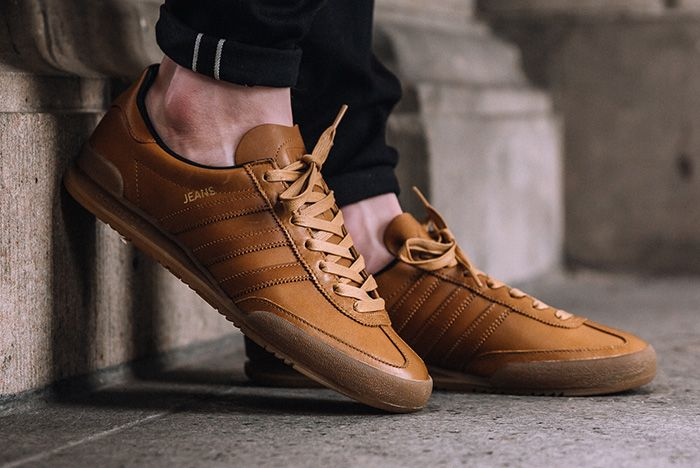 adidas jeans mk2 brown