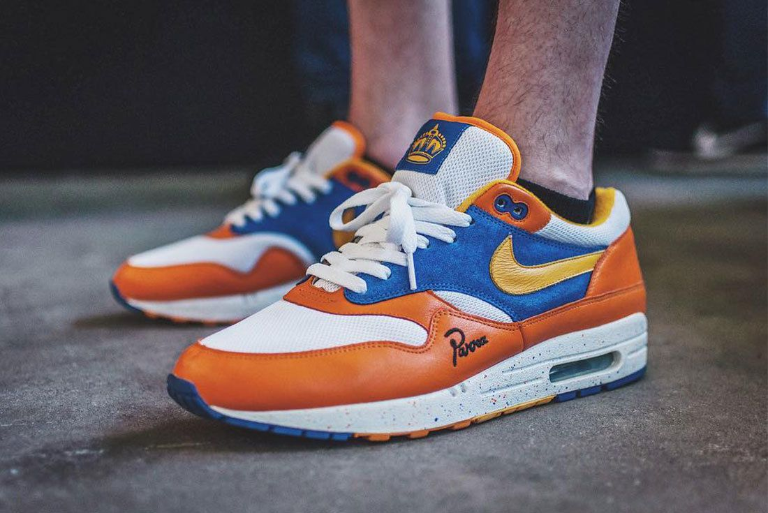 Penetración va a decidir mineral  The All-Time Greatest Nike Air Max 1s: Part Two - Sneaker Freaker
