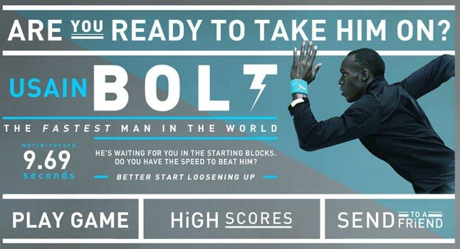 Puma Presents Race Bolt 1