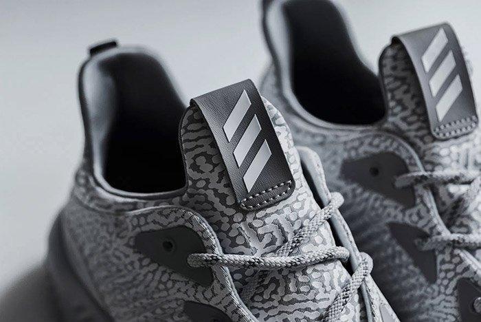 Adidas Alphabounce Grey Aramis 7