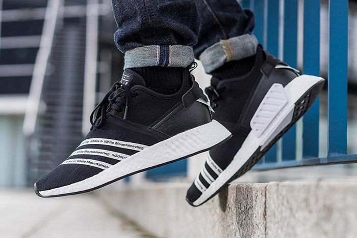 White Mountaineering Adidas Nmd R2 Thumb