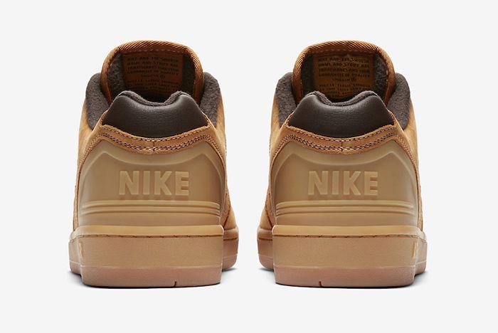 Nike Sb Air Force 2 Low Wheat 3