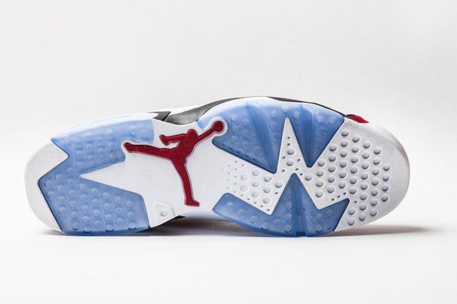 Air Jordan 6 Carmine 4