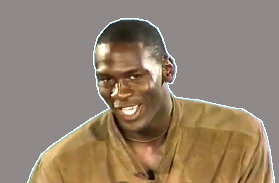 Michael Jordan Rookie Of The Year 1