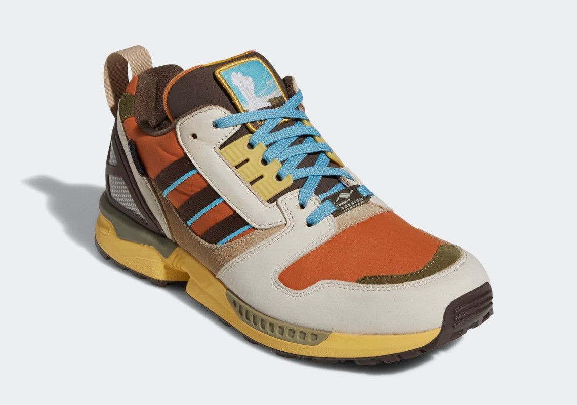 The National Parks Foundation adidas ZX 8000