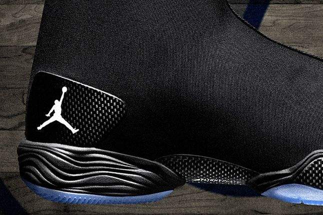 Jordan Xx8 Georgetown Black Detail 1