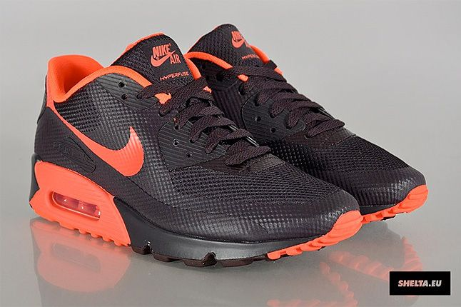 Nike Air Max 90 Hyperfuse Bright Crimson 2 1