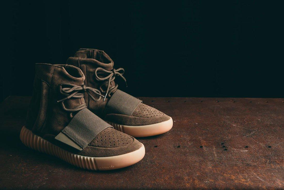 Adidas Yeezy Boost 750 Browngum 1