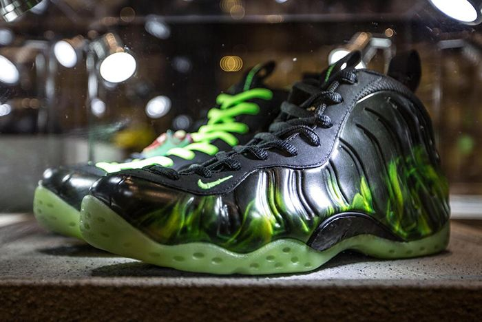 Nike Foamposite Retrospective Exhibition Hits Shanghai Feature