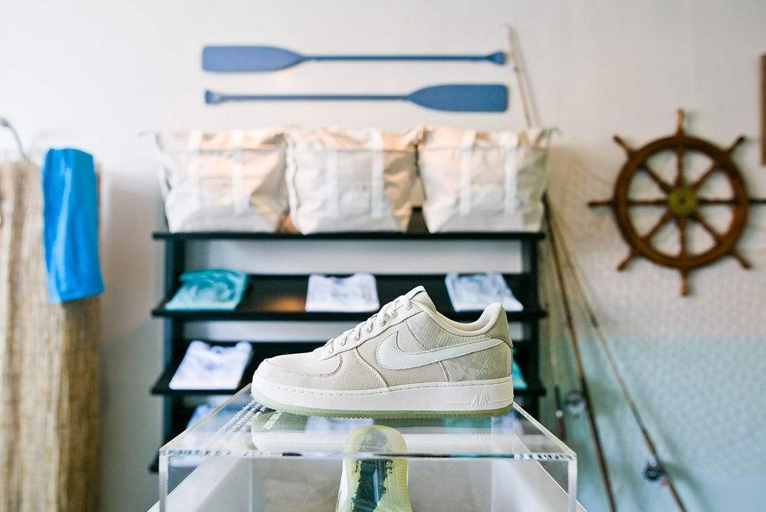 Extra Butter Go All Out For Jones Beach Af 1 Launch25