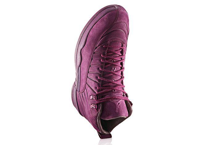 Public School Ny Air Jordan 12 Bordeaux Purple