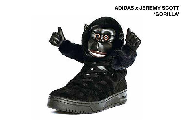 Animal Print Countdown Js Gorilla 2