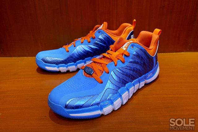 Adidas D Rose Englewood 2 Blue Orange 5