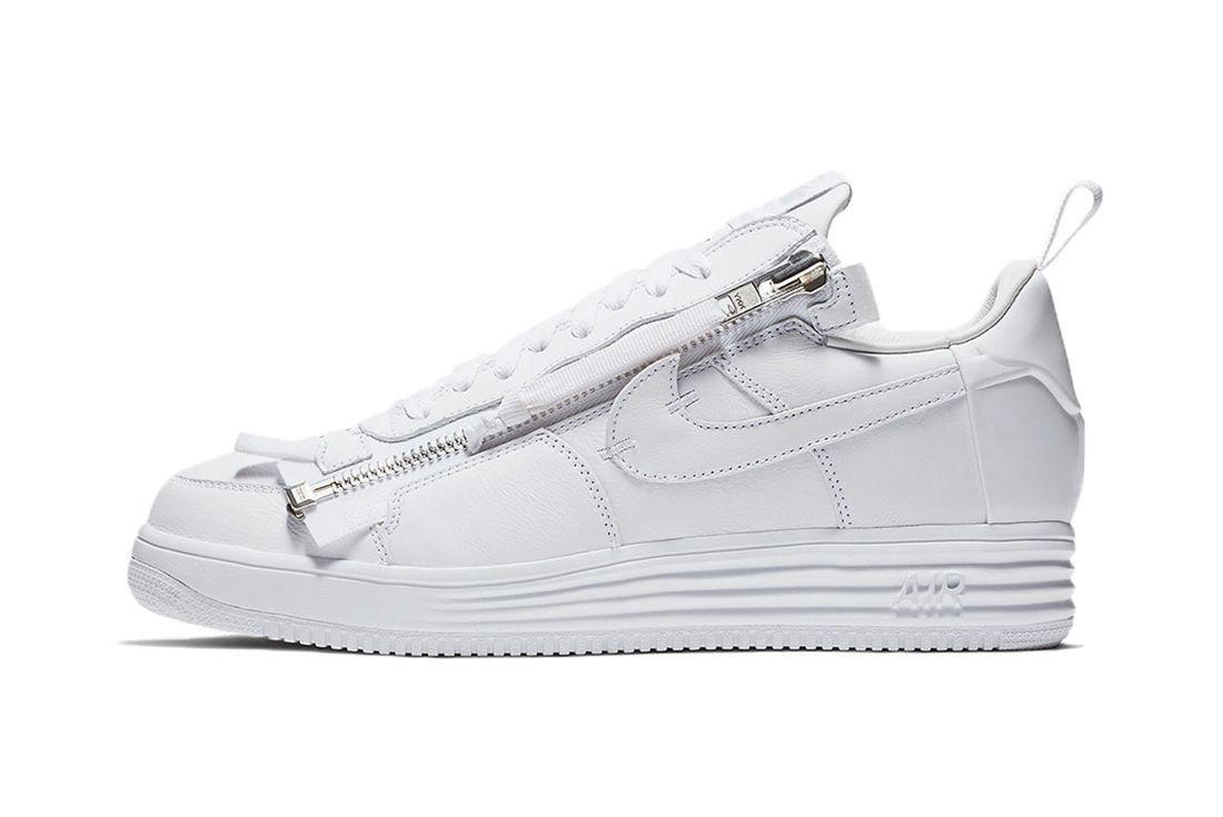 Acronym X Nike Lunar Force 1 Sneaker Freaker 2