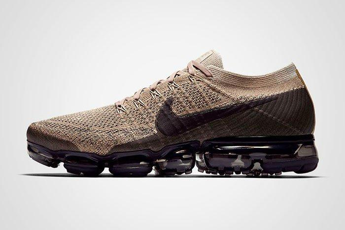 Nike Air Vapormax Tan Brown Black Thumb