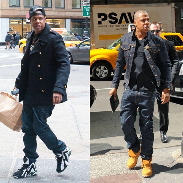 Jay Z Sneaker Style 2