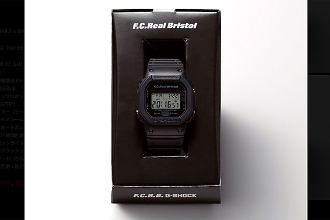 Fc Real Bristol G Shock 2 1