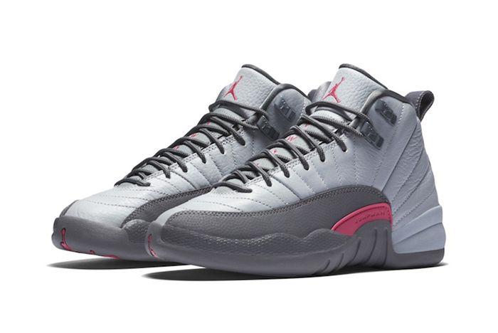 Air Jordan 12 Vivid Pink 6