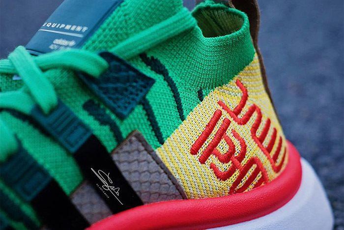 Dragon Ball Z Adidas Eqt Support Adv Shenron First Look 4