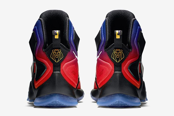 Nike Lebron 13 Doernbecher Freestyle Collection 20154